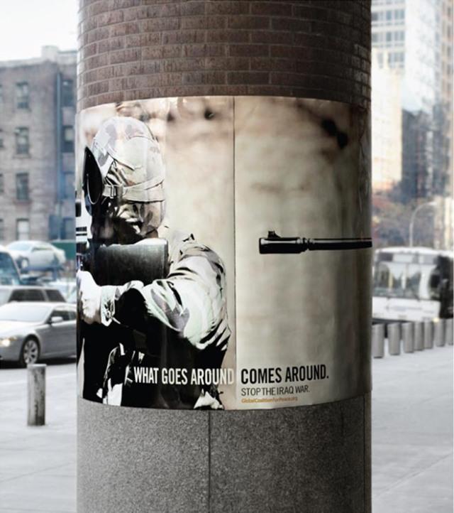 what-goes-around-comes-around-rifle-pole